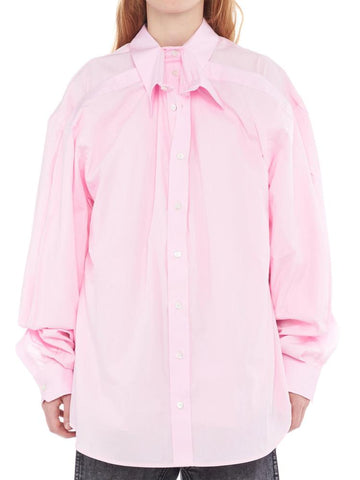 Y / Project Double Fit Oversize Shirt