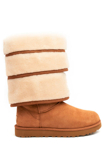 Y/Project x UGG Triple Turn-Up Boots