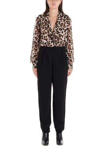Boutique Moschino Leopard Printed Jumpsuit