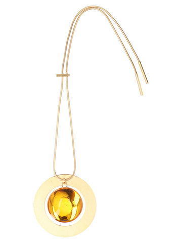 Marni Medallion Pendant Necklace