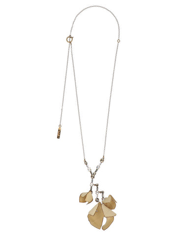 Marni Flora Pendant Necklace