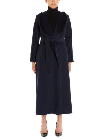 Max Mara Studio Belted Long Coat