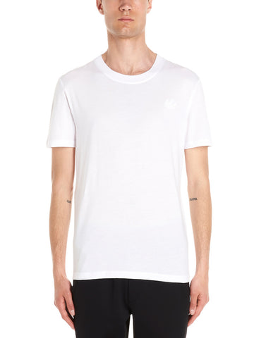 MCQ Alexander McQueen Swallow Patch Crewneck T-Shirt