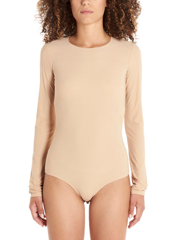 Mm6 Maison Margiela Long Sleeve Body Suit