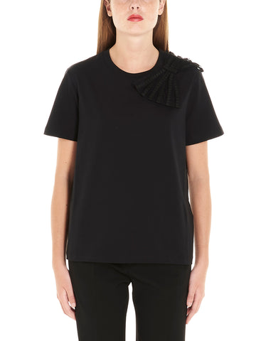 Red Valentino Bow Detail T-Shirt