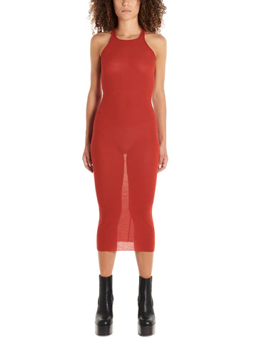 Rick Owens Ribbed Tank Dress