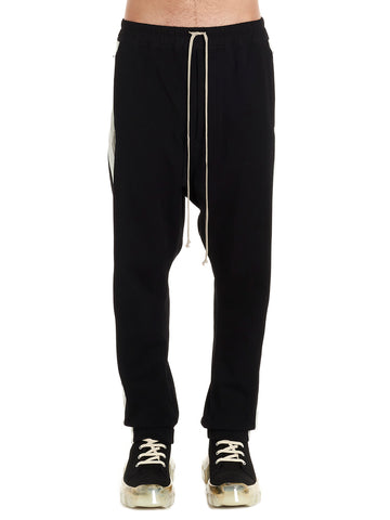 Rick Owens Side Stripe Track Pants