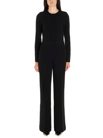 Stella McCartney Flared Long Sleeved Jumpsuit
