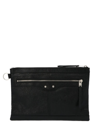 Balenciaga Classic City Zipped Clutch