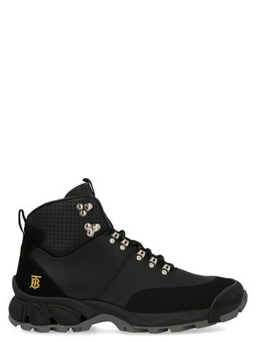 Burberry Henfield Combat Ankle Boots