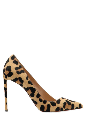 Francesco Russo Pointed Pumps