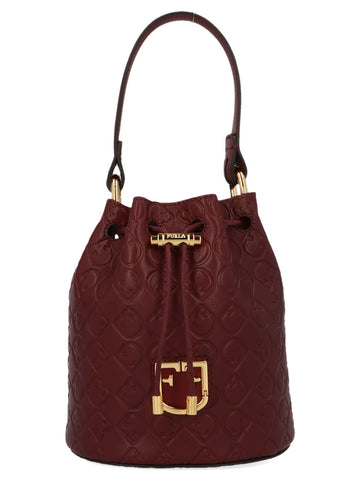 Furla Logo Bucket Bag