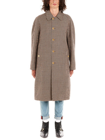 Gucci Reversible Buttoned Coat