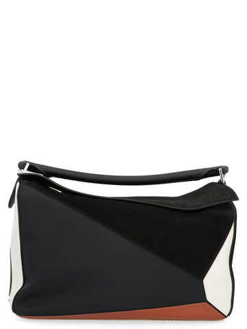 Loewe Puzzle Large Shoulder Bag