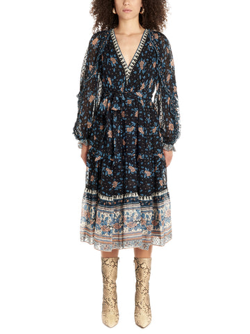 Ulla Johnson Romilly Smock Dress
