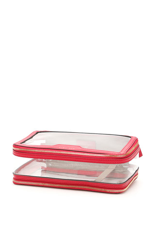Anya Hindmarch Take-Off Transparent Case