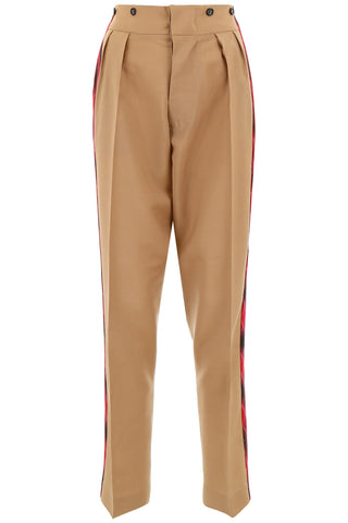 N°21 Side Band Trousers