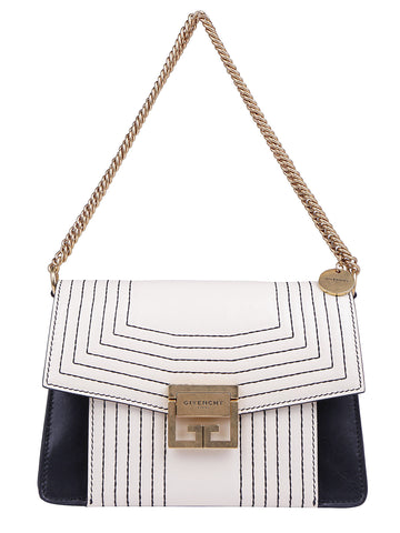 Givenchy Buckled Chain Shoulder Bag