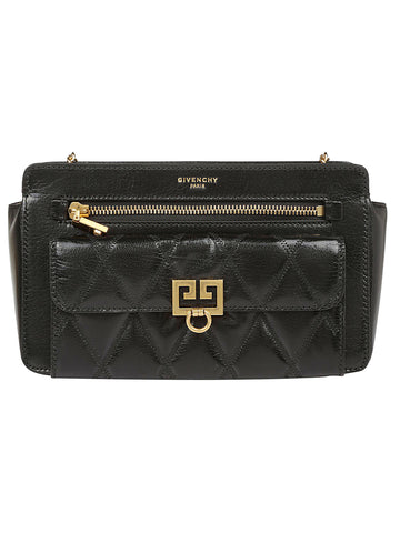 Givenchy Embossed Pocket Crossbody Bag