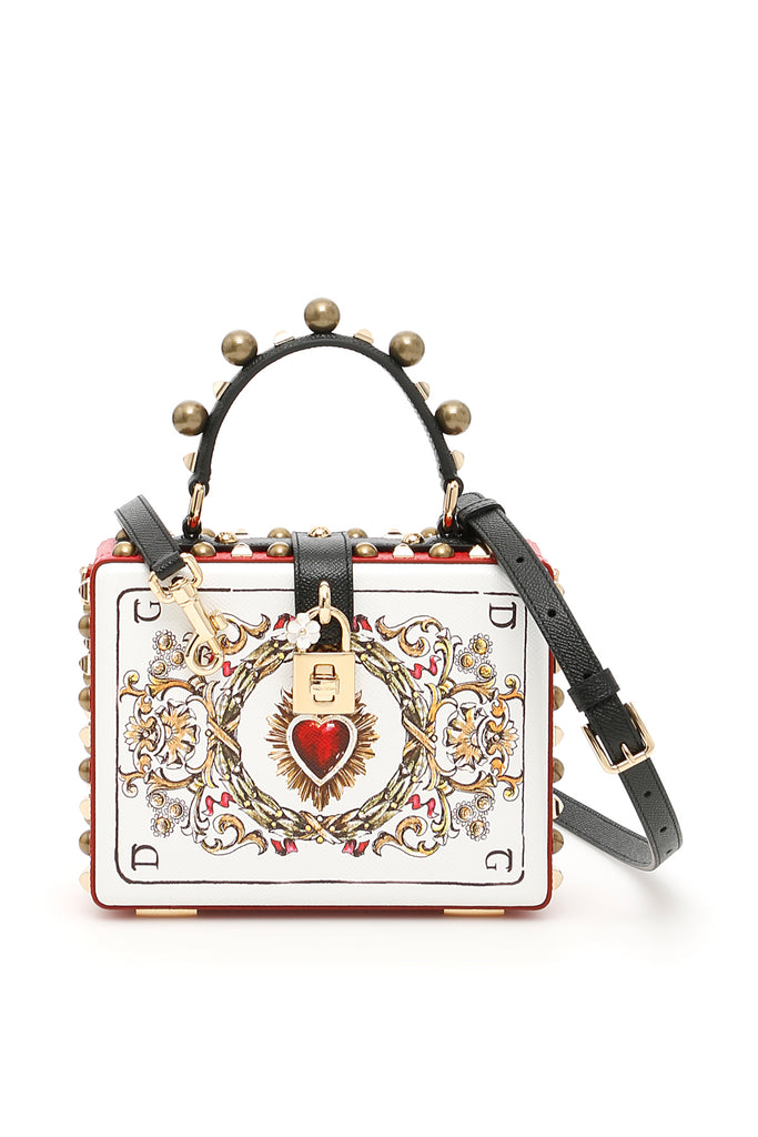 Clearance Big Sale Free Shipping Pay With Visa Embellished Box Bag - Only One Size / Multi Dolce & Gabbana G35soI10