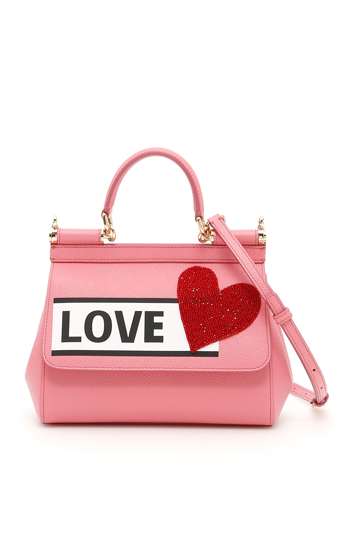 DOLCE & GABBANA LOVE TOTE BAG