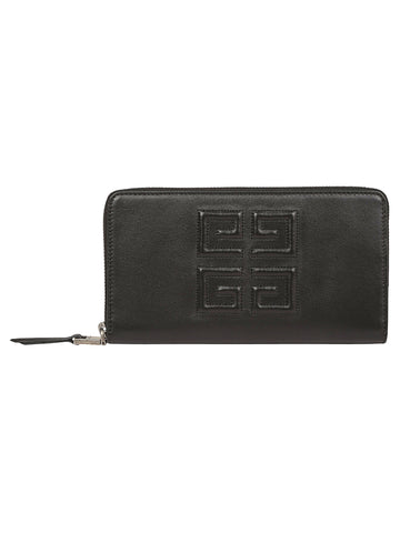 Givenchy Embossed Logo Continental Wallet