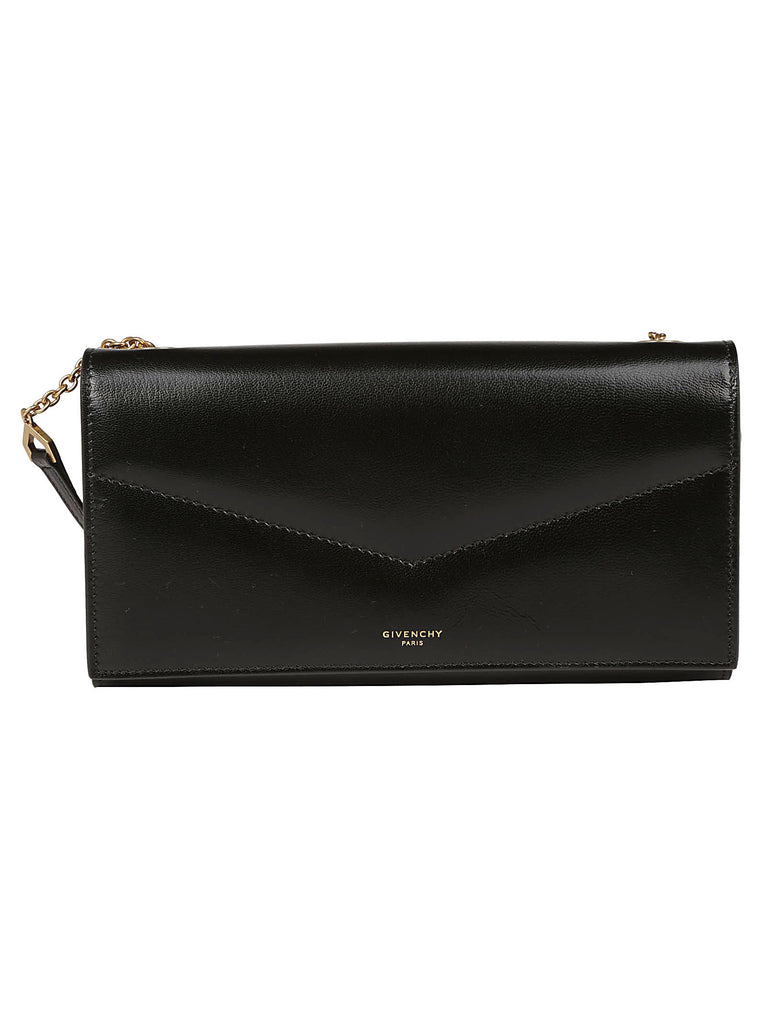 Givenchy Edge Flap Cover Wallet