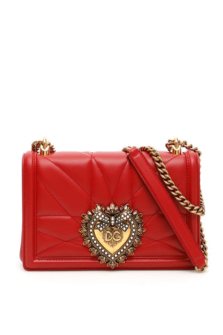 Dolce & Gabbana Devotion Shoulder Bag