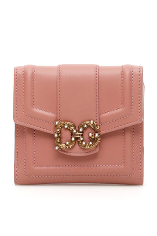 Dolce & Gabbana DG Amore French Flap Wallet
