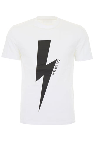 Neil Barrett Lightning Blot T-Shirt