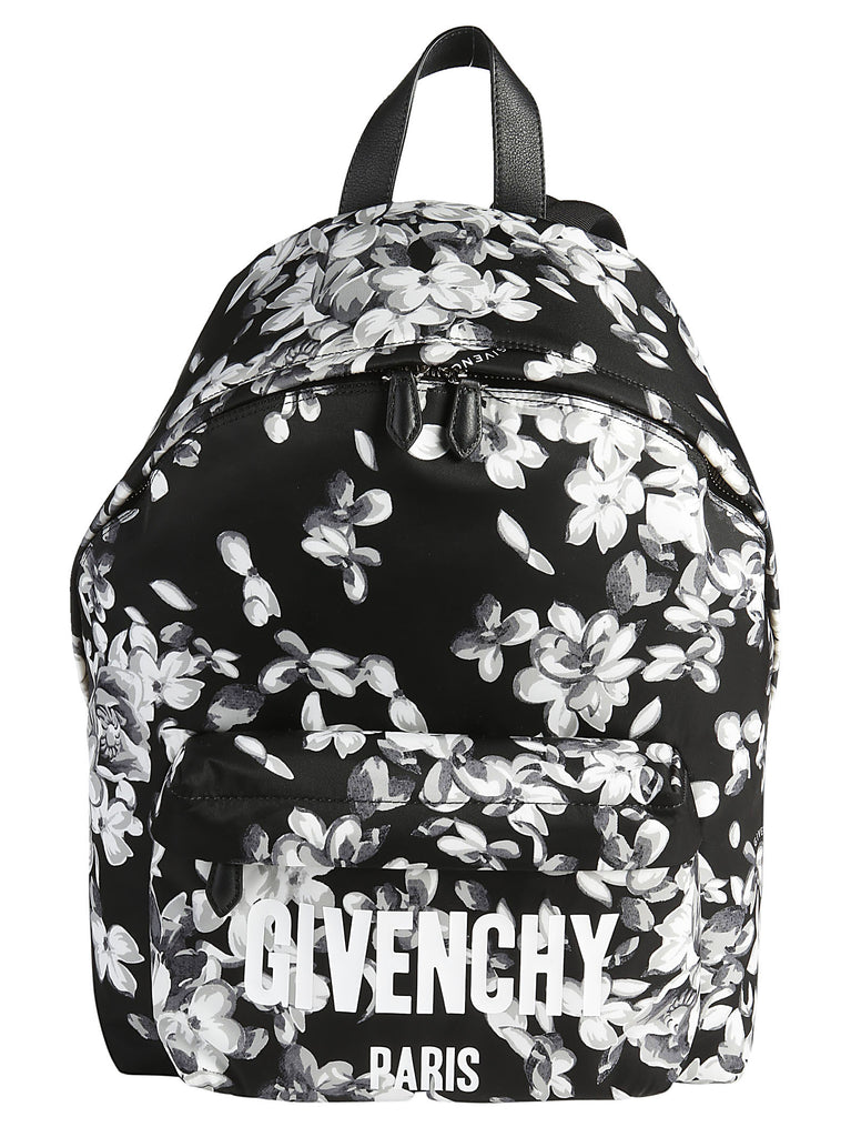 3fadcedc94d Givenchy Floral Print Backpack – Cettire