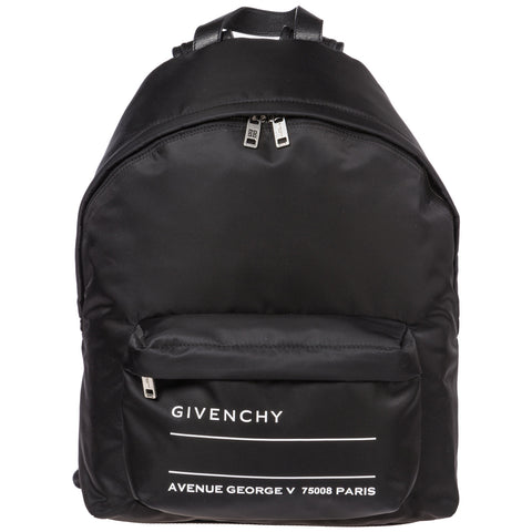 Givenchy Classic Logo Backpack