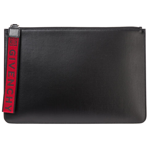 Givenchy Logo Strap Pouch