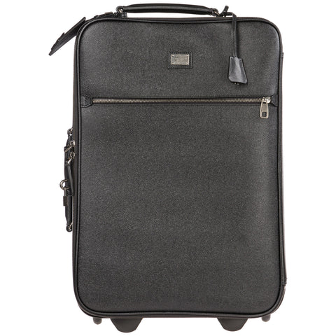 Dolce & Gabbana Luggage Trolley Suitcase