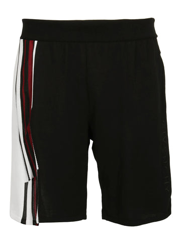 Givenchy Side Stripe Shorts