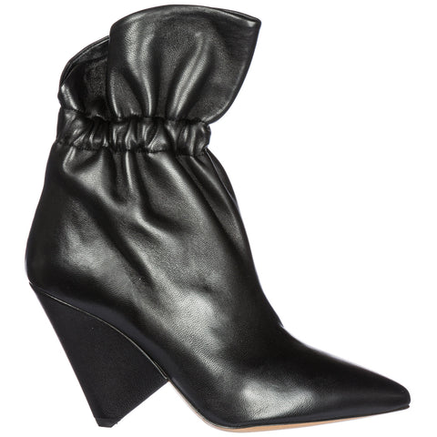 Isabel Marant Lileas Elastic Cuff Ankle Boots