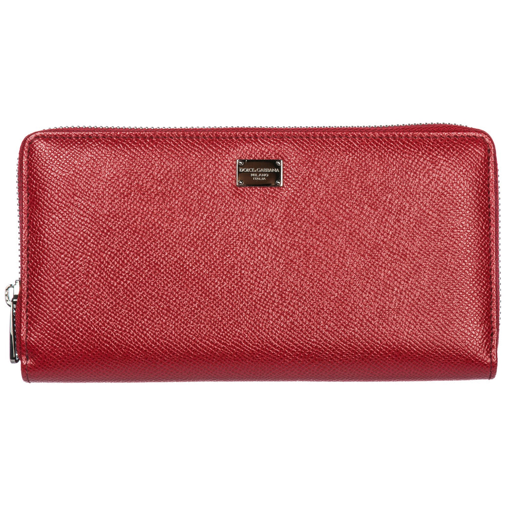 f94c5ce7d0f Dolce & Gabbana Dauphine Continental Zip Wallet