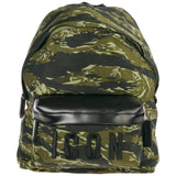 Dsquared2 Icon Camouflage Backpack
