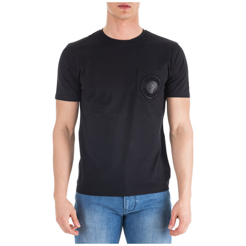 Versus Embroidered Logo T-Shirt