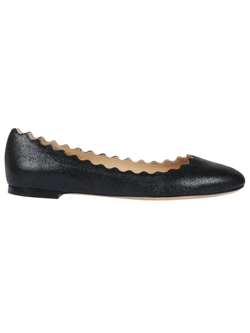 Chloé Lauren Ballerina Flat Shoes