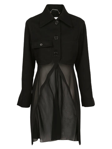Chloé Fleece Wool Jacket