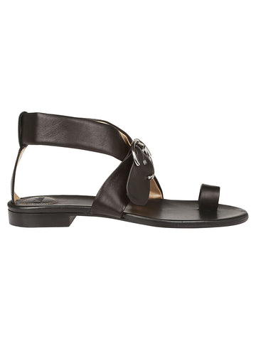 Chloé Cross Front Strap Sandals