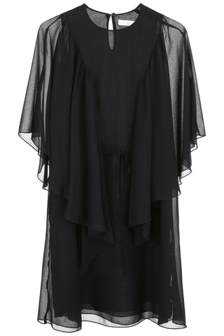 See By Chloé Cape Sleeve Dress