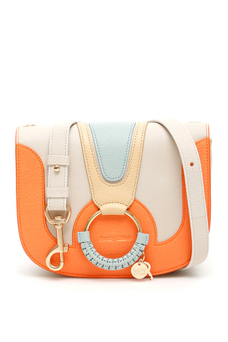 See By Chloé Colour Block Shoulder Bag