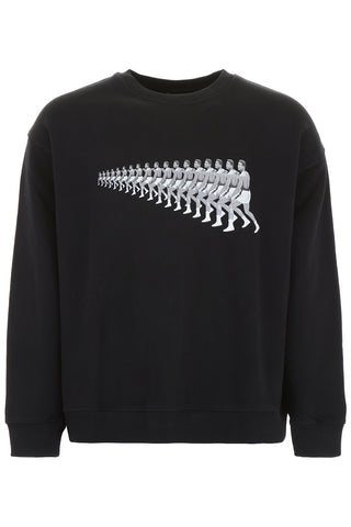 Marcelo Burlon County Of Milan Muhammad Ali Sweater