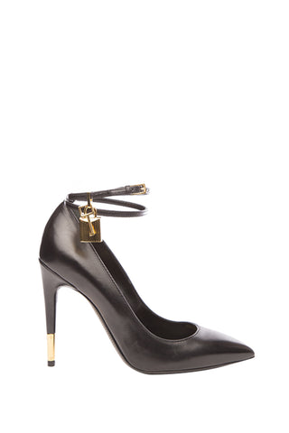 Tom Ford Padlock Pumps