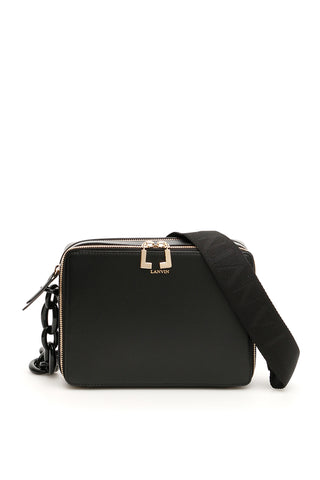 Lanvin Small Camera Crossbody Bag