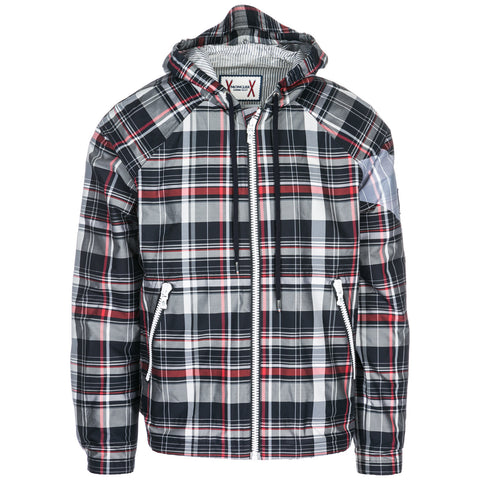 Moncler Checked Hodded Jacket