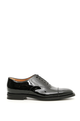 Church's Patent Oxford Lace-Up Shoes
