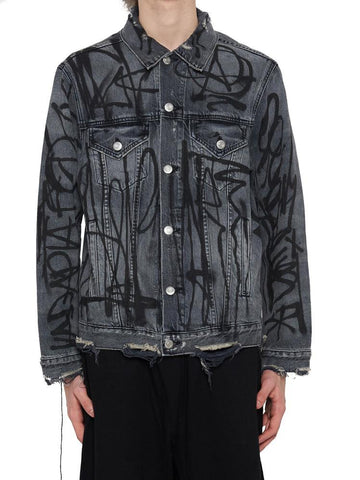 Adaptation Oversize Denim Jacket